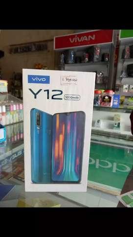 Handphone Vivo Y12