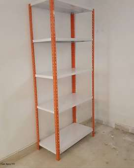 Complete super store rack shopping trolleys counters baskets available
