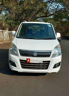Maruti Suzuki Wagon R VXI BS IV, 2014, Petrol