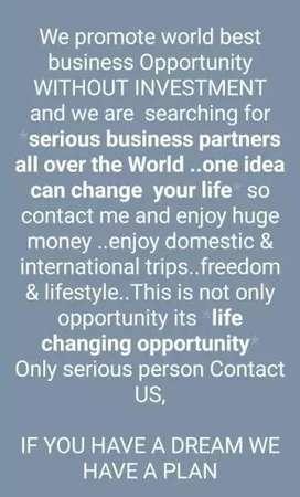 World best business oppurunities