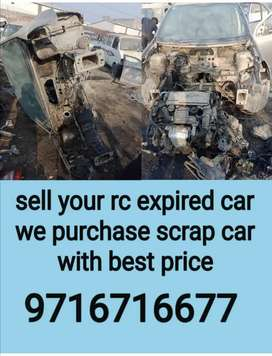 we purchase scrap cars, trucks , tempo, jcb , cranes etc .