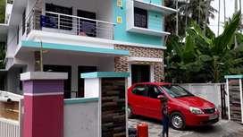 4 bhk new house Thrissur Mukkattukara 52 Lakh