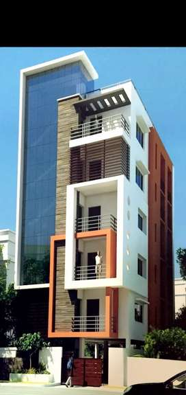 3BHK 3 Bathroom,3 Balcony in Shaikhpet