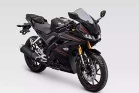 Yamaha R15 km 500