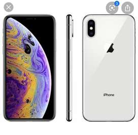 Iphone xs 256 gb silver colour
