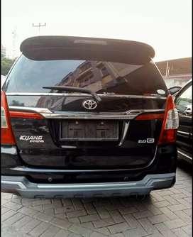 Innova G manual bensin 2014