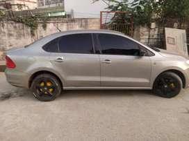Good rapid, diesal ,less driven by, black alloy wheels.