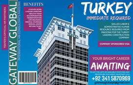 Security Guard/Babysitter/Driver/Receptionist Required in TURKEY