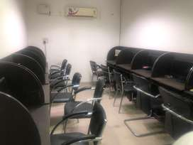 250 sq feet fully furnished office space for rent sector 34 chd