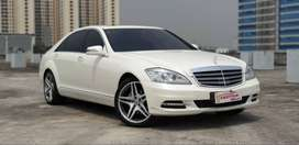 Mercedes Benz S300L RSE 2013 NIK 2012 Full Option  White Metallic on R