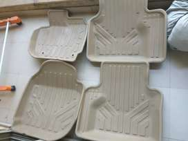honda city 3d floor mat