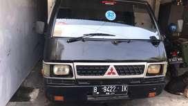 Mitsubishi L300 thn 2007 box pendingin bagus siap krj