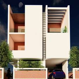 Newly Costructed Modern Planning House for Sale Near AIIMS Raipur