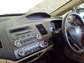 Honda Civic Cd changer panel