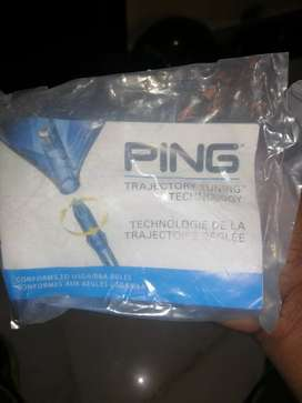 Ping trajectory tuning golf item