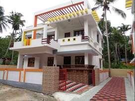 1100 sqft villa in ottapalam