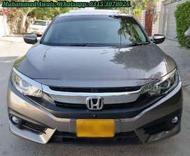 Civic Honda 2018 Get on very easy monthly installments