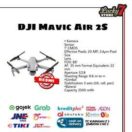 DJI Mavic Air 2s non combo Resmi bisa cicilan tanpa cc proses cepat