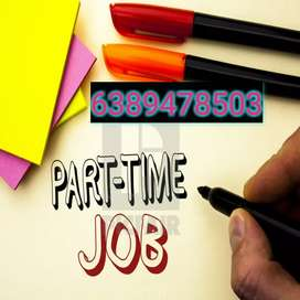 Fantastic part time job for freshers