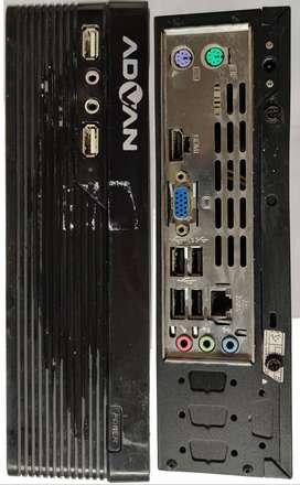 Mini PC mungil nan murah - Advan 1037u