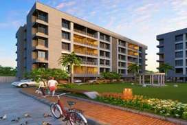 Brand New 2 Bhk Flat For Sale at Orchid Blossom Gaurav Path Palanpur