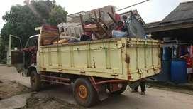 angkutan barang murah, truk engkel