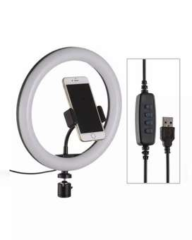 26 inches ringlight with 7ft stand and 7days warranty