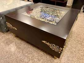 Center Table or Coffee Table
