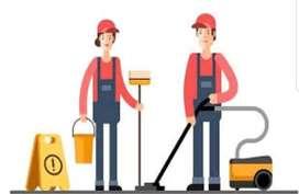 Info Loker OFFICE BOY dan Cleaning Service