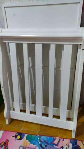 Ranjang Bayi Eksklusif Kayu bukan serbuk kayu
