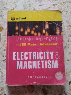 Electricity and Magnetism - D C Pandey