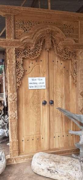 cuci gudang pintu gebyok gapuro jendela rumah masjid musholla sugeng