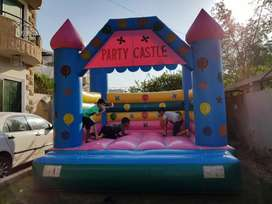 Jumping Castle rental Karachi bouncing castle on rent Karachi