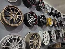 Velg&ban murah toko YUDI wheels terima tuker tambah