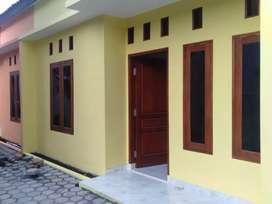 Disewakan rumah fresh di kampung tengah