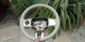 Honda N one steering