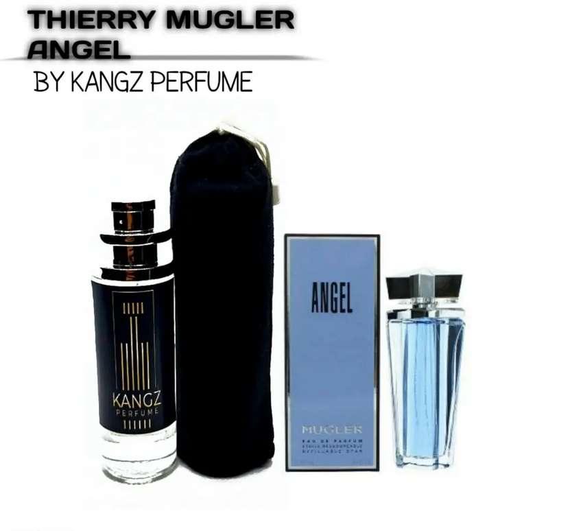 Parfum Thierry Mugler Angel / Parfum wanita 0