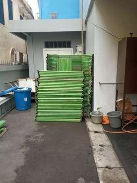 #342# hijau TM scaffolding kapolding steger andang besi berkualitas