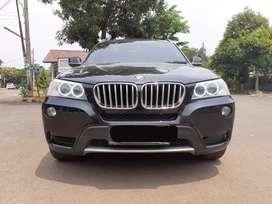 BMW X3 twin turbo 2011. over kredit 60jt