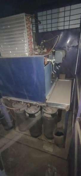 Chiller cola machine coffee machine