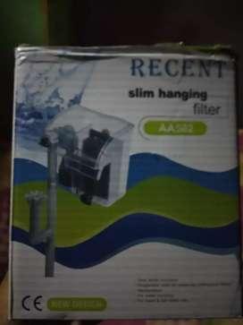 HANGING FILTER RECENT SLIM AA-502 akuarium/aquascape