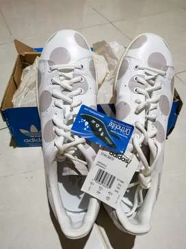 Adidas Stan Smith Polka Dot Trainers S77368