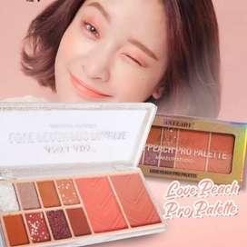 Eyeshadow KB mix blush on