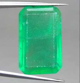 Batu Natural Green Fluorite Hijau Rasa Zamrud Jumbo Asli