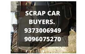 Scrap Car Buyer Any Model,Condition,Regn At Best Price.
