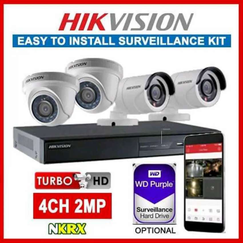 *Harga obral paket CCTV lengkap 1080p !! Wilayah Cianjur