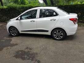 Hyundai Xcent SX 1.2 (O), 2015, Petrol
