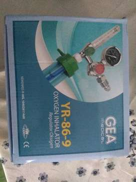OXYGEN REGULATOR YR 86 9 / REGULATOR OKSIGEN YR 86 9 GEA
