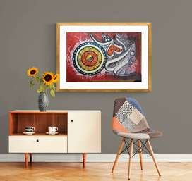 islamic Abstract painting for sale