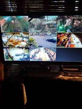 Pasang CCTV Terima Beres Free Pemasangan dan Setting Online
